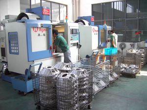 steel die casting / stainless steel / aluminum / bronze