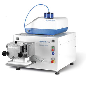 water absorption measuring instrument / kneading characteristics / electromechanical / laboratory