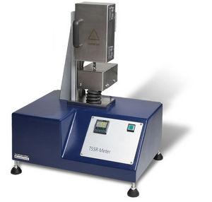 anisothermal stress relaxation for polymers tester / for electrical appliances