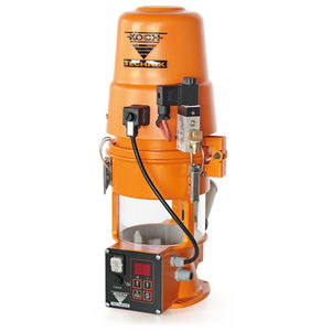 conveying dosing feeder / vacuum / for powders / for granulates