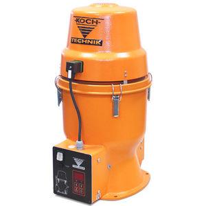 conveying dosing feeder / vertical / vacuum / rotary