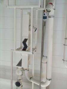 air separator / particle / granulates / for bulk materials