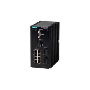 managed ethernet switch / 10 ports / layer 2 / gigabit