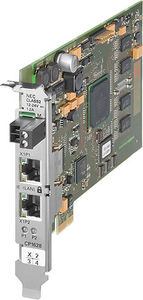 communications controller card / PCI-Express / Ethernet