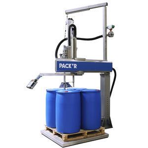 liquid filling machine / drum / jug / IBC