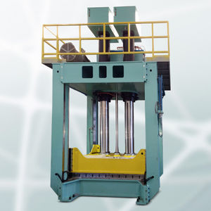 hydraulic press / forming / compression / for the automotive industry