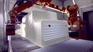 CO2 laser cutting system