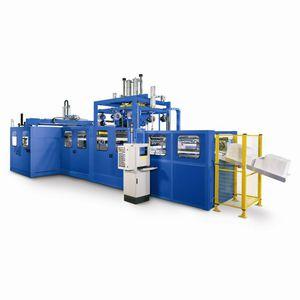 sheet thermoforming machine