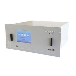 gas chromatograph / for argon impurity analysis / FID / TCD