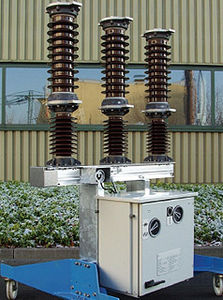 spring operated circuit breaker