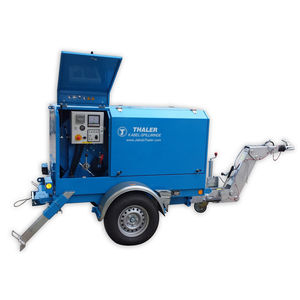 diesel engine capstan winch