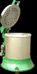 hot air dryer / rotary drum / centrifugal / batch