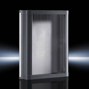 compact enclosure / rectangular / aluminium / design