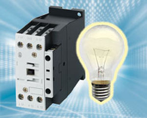 power contactor / lighting / electromagnetic / three-phase