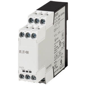 overload relay / temperature / 1 NC / three-phase