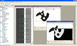 image-processing software / video camera / for acoustic camera / for infrared cameras