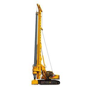 crawler drilling rig / rotary / hydraulic