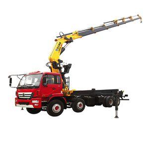 truck-mounted crane / boom / telescopic / folding