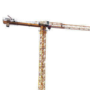 fixed crane / tower / construction / building