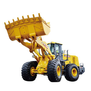 wheeled loader / large / high-torque / mining and quarrying