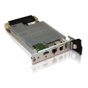 VPX single-board computer / Intel® Xeon / embedded / 3U