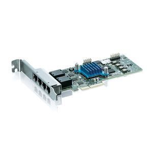 PCIe network interface card