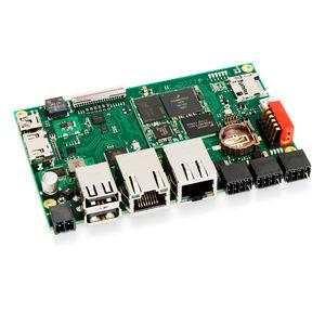 quad-core single-board computer