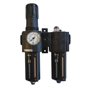 compressed air filter-regulator-lubricator
