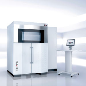 plastic additive manufacturing machine / SLM / for the aerospace industry