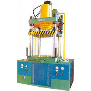 four-pillar press