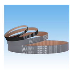 timing belt / carbon / rubber / oil-resistant
