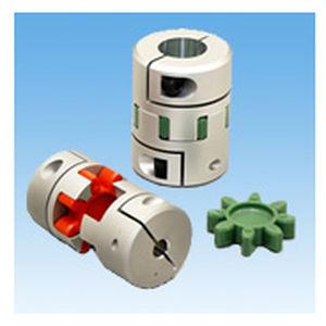 jaw coupling / elastomer / transmission / backlash-free