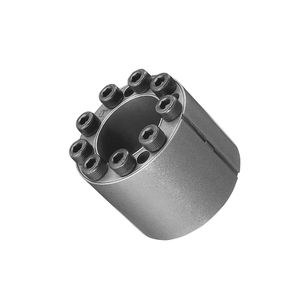 locking device coupling / for shafts / high-torque / flange