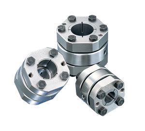 rigid coupling / for high torque / flange