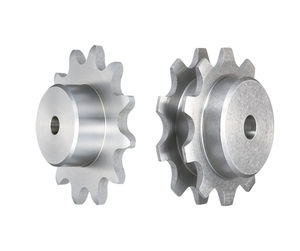 straight-toothed sprocket wheel