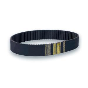 timing belt / rubber / high-performance / oil-resistant