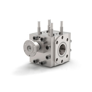 melt pump / gear / industrial / suction