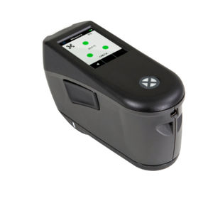 color spectrophotometer / portable / multi-angle / compact