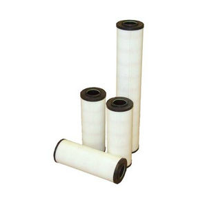 water filter cartridge / fine / fiberglass / high-capacity
