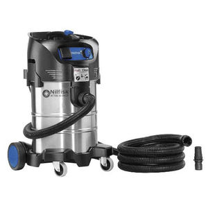 wet and dry vacuum cleaner / single-phase / industrial / commercial