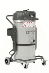 hazardous dust vacuum cleaner / single-phase / industrial / mobile