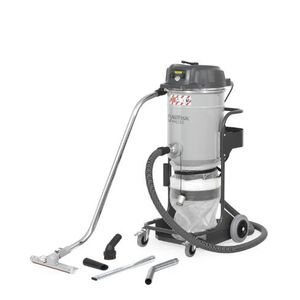 hazardous dust vacuum cleaner / single-phase / industrial / compact