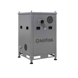 dry vacuum system / industrial / modular / centralized