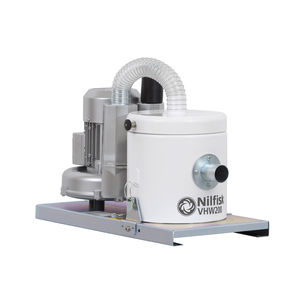 dry vacuum cleaner / three-phase / for the food industry / chemical