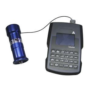 Shore hardness tester / portable / for plastics / for rubber
