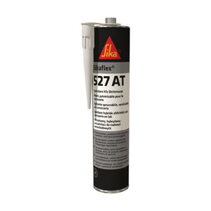 silicone sealant / polymer / single-component / construction