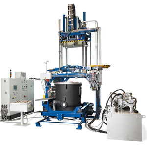 low-pressure die casting machine / for engine parts / for aluminum / for industrial applications