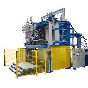 particle foam molding machine