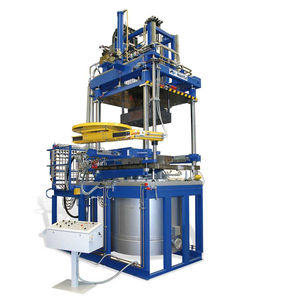 low-pressure die casting machine / for industrial applications / for cast aluminum / for automotive parts
