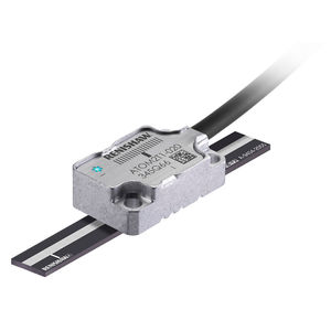 incremental linear encoder / optical / digital output / analog output